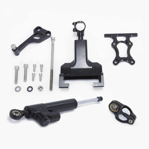 Steering Damper Stabilizer Linear Bracket kits for YAMAHA MT07 FZ07 2014-2017