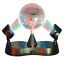 Stand-Spiegelkugel-Set-inkl-Spots-und-Motor Indexbild 2