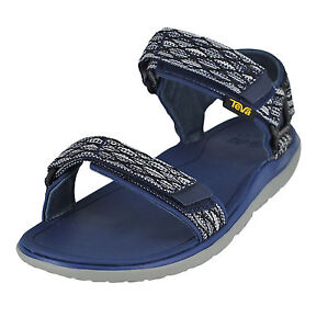 105ac0eb0192 Men s Teva Terra Float Universal Sandal Blue Lightweight Sport Sandals Sz  11 M