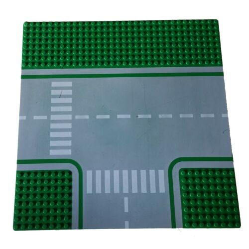 Lego Road Plates 32X32 for selection streets strassenplatten Washed