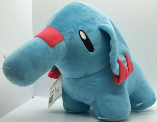 Pokemon Phanpy High Quality Handmade Plush 11/'/' Inch USA Seller