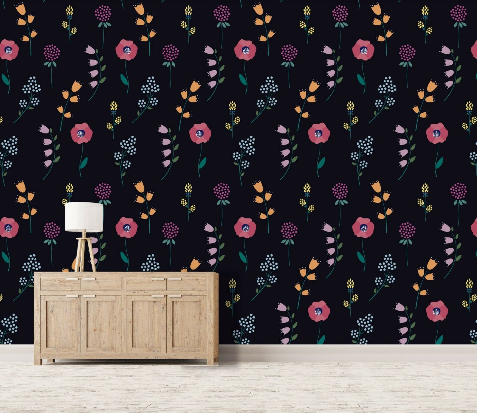 3D Floral Pink 942 Wall Paper Murals Wall Print Wall Wallpaper Mural AU Sidney