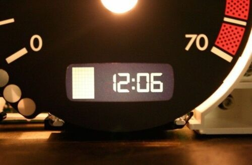 W202 W210 W208 Mercedes Benz Instrument Cluster LCD Pixel Repair Ribbon Cables