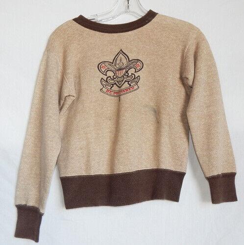 1940's-50's Boy Scouts Sweatshirt - image 1