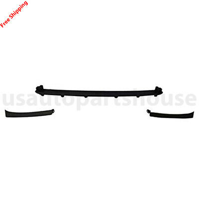 NEW FRONT LH LOWER BUMPER COVER MOLDING FOR 2014-2017 TOYOTA 4RUNNER TO1046101