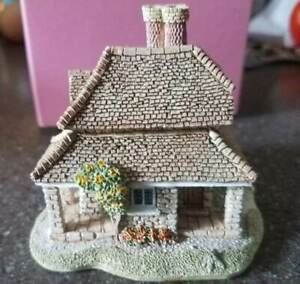 Lilliput-Lane-Coleccion-Clasica-Dial-Cottage-1993-Blaise-Hamlet