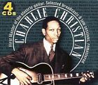 Selected Broadcasts and Jam Sessions [Box] by Charlie Christian (CD, Aug-2002, 4 Discs, JSP (UK))