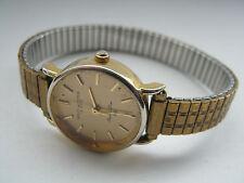Ladies Solvil Et Titus Quartz WristWatch in Gold Tone Stainless Steel DL 803008A
