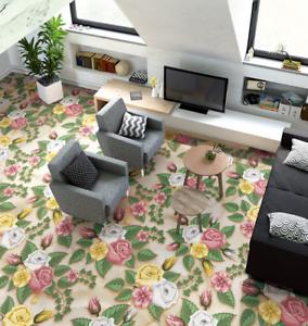 3D pink color Pattern 78 Floor WallPaper Murals Wall Print Decal AJ WALLPAPER US