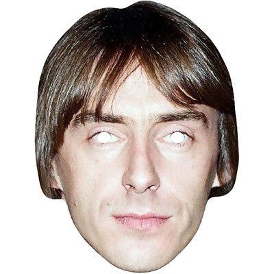 All Our Masks Are Pre-Cut! Paul Weller 1980/'s Celebrity Singer Card Mask
