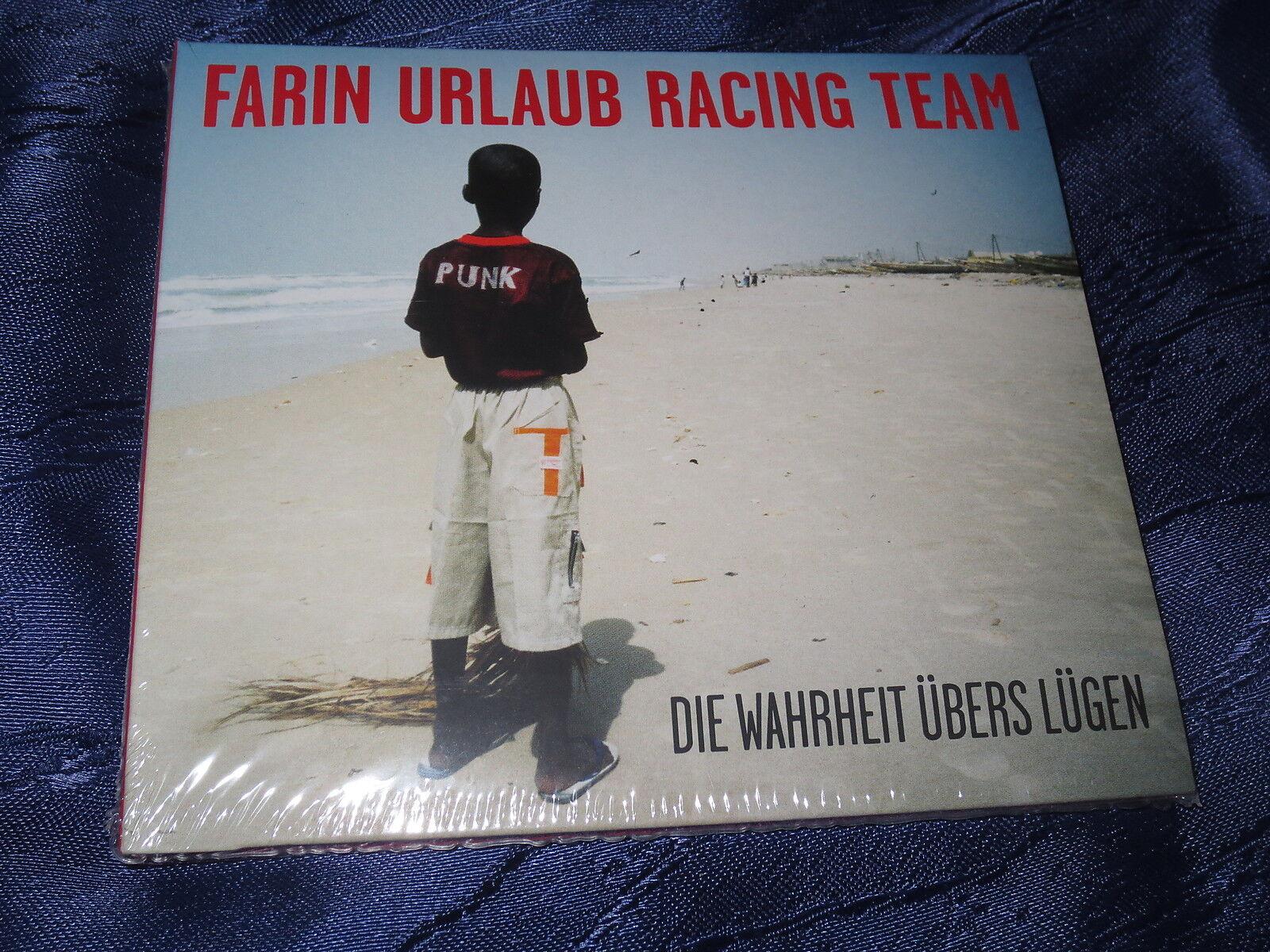 Die Wahrheit übers Lügen 15 Cd Von Farin Urlaub Racing Team 2008