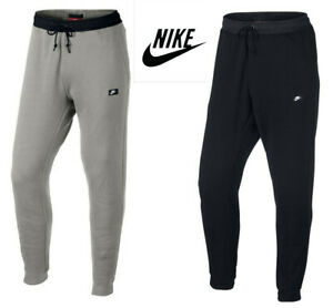 Nike-Tracksuit-Pants-Mens-Modern-Jogger-Cuffed-Sweat-Bottoms-Sm-Medium-Large-XL