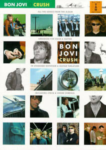 Bon-Jovi-Crush-Songbook-Vocals-Guitar-Tablature-Tab-Chords