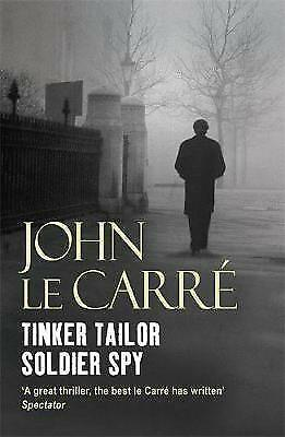 Tinker Tailor Soldier Spy, Le Carr�, John, Used; Good Book