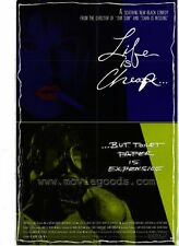 LIFE IS CHEAP... BUT TOILET PAPER IS EXPENSIVE Movie POSTER 27x40 Cheng Wan Kin