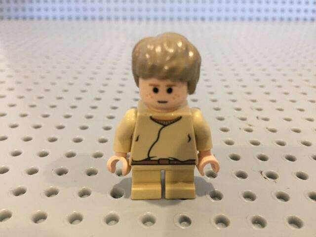 LEGO Star Wars Episode 1 Anakin Skywalker (Short Legs ...