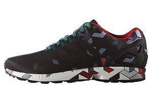 new concept timeless design amazing selection Details zu adidas Schuhe ZX FLUX S79095 schwarz Sneakers Schnürschuhe  Turnschuhe NEU SALE