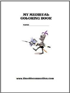 Malbuch 31 Malvorlagen Mittelalter Ausmalbilder Als Pdf Kinder Malen Ebay
