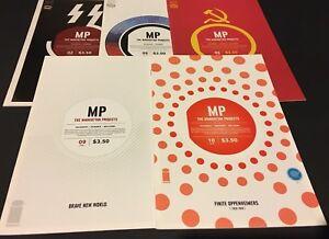 MANHATTAN-PROJECTS-2-5-6-9-10-1st-Print-Image-Comics-Lot-Hickman-2012-VF-NM