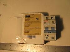 Dayton DIN Mount Circuit Breaker 5ZVFO AC 480V/2P 50/60 Hz Curve D/25A/2P