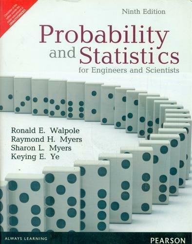 Probability and statistics for engineers and scientists by ronald e probability and statistics for engineers and scientists by ronald e walpole raymond h myers keying e ye and sharon l myers 2010 hardcover ebay fandeluxe Gallery