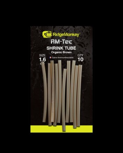 Ridge Singe ridgemonkey RM-Tec Shrink tube tous disponibles Brown Weedy /& Limon