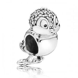 PANDORA-Charm-Disney-Snow-White-bird-silver-797166CZ