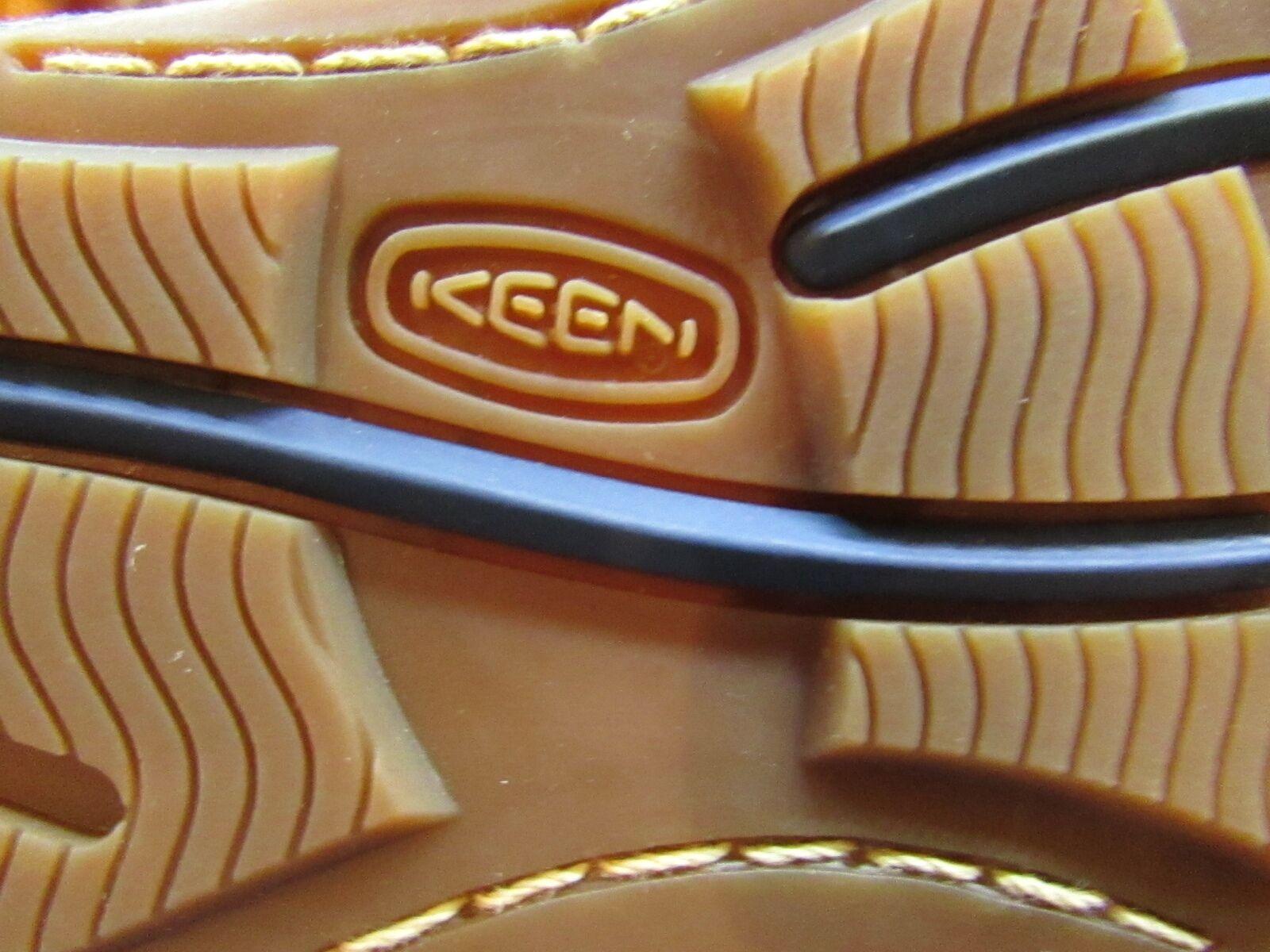 NEW KEEN CATALINA CANVAS BOAT Schuhe Damenschuhe 8 8 Damenschuhe ENSIGN Blau FREE SHIP 205ec2