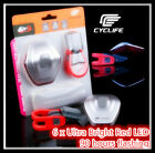 CYCLIFE Super Bright 6 LED UFO Rear Flashing Light Bike Bicycle Tail LED Light