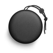 B&O PLAY BeoPlay A1 - Schwarz   tragbarer Bluetooth Lautsprecher
