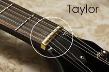 USA MADE - GeetarGizmos PURE BRASS NUT made for TAYLOR Acoustic Guitar