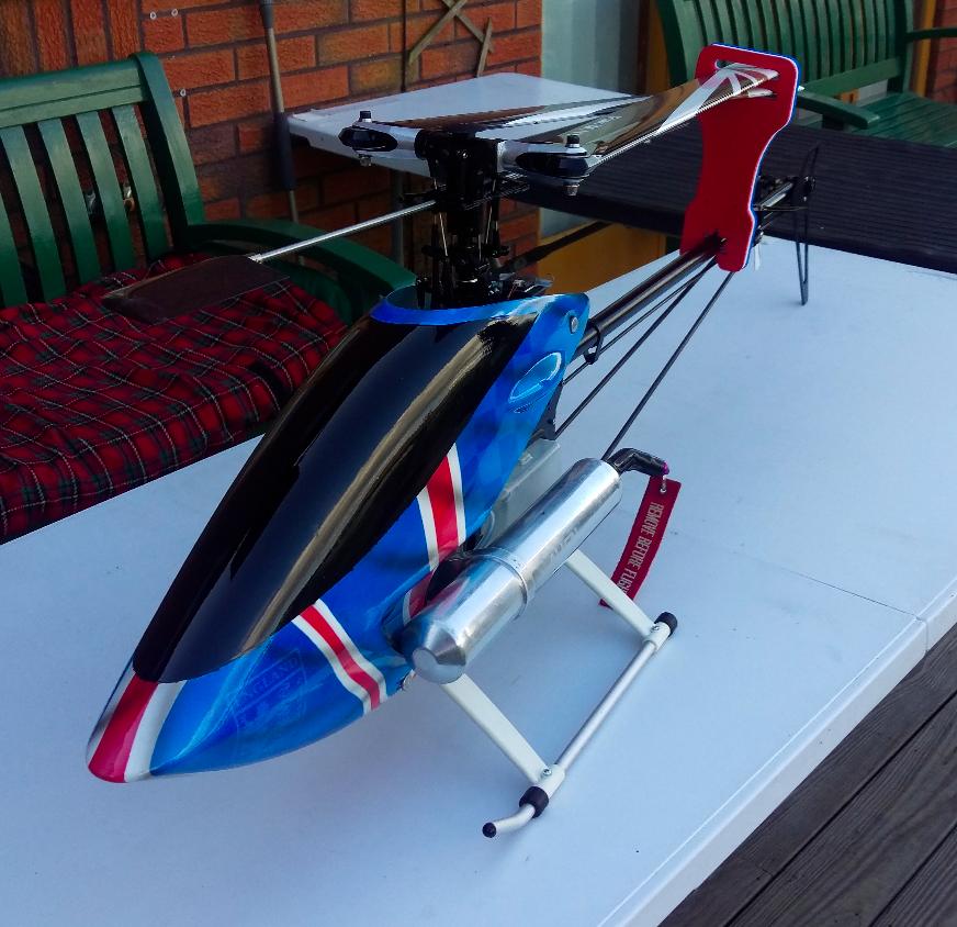 Synergy N9 (700  dimensioni) 3D RC Elicottero  garanzia di qualità