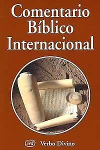 Comentario-Biblico-Internacional-Ediciones-biblicas-EVD-NUEVO-Envio-URGENTE