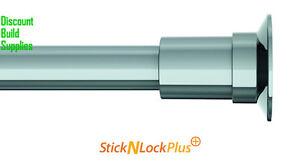 Croydex-Stick-N-Lock-Plus-Telescopic-Shower-Rail-Rod-1100mm-2600mm-Easy-to-Fix