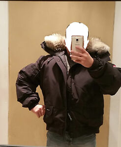 2018-LATEST-CONCEPT-CUSTOM-ORDER-XXXL-3XL-CANADA-GOOSE-CHILLIWACK-BLACK-BOMBER