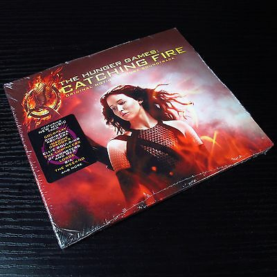 The Hunger Games Catching Fire: Soundtrack AUSTRALIA CD ...