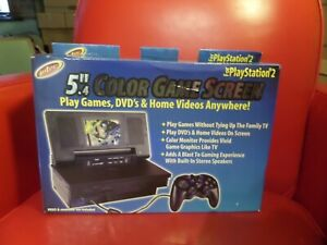 Intec-G7300-5-4-034-Color-Game-Screen-for-Playstation-2-PS2-In-Open-Box