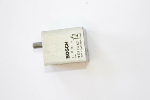 1 x Bosch Pneumatik-Kompaktzylinder 0822010501 doppelwirkend gebraucht