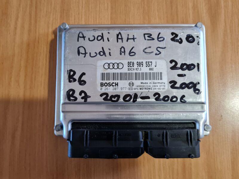 Audi A4 B7 2.0 TFSI ALT 2007 Bosch ECU part # 8E0 909 557 J