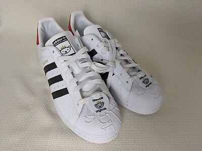 lazo Exitoso Aparador  Adidas Originals 25 Para hombre Zapatillas Superstar Nigo Bearfoot S75552  Talla 11 | eBay