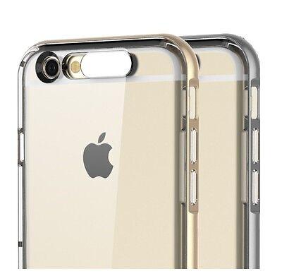 ROCK Light Tube Licht Leucht LED Cover Case Schutz Hülle Tasche Apple iPhone 6S