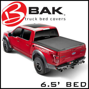BAK Revolver X4s Hard Rolling Tonneau Bed Cover Fits 17-21 Ford F-250/F-350 6.5'