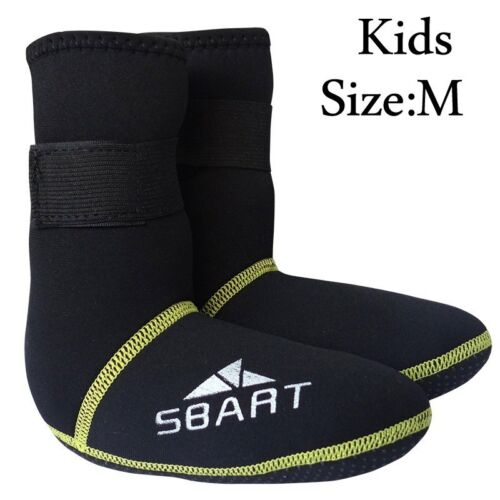 Children 3MM Neoprene Diving Socks Snorkeling Boots Non-slip Wetsuit Shoes