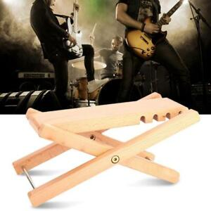 Outstanding Flanger Wooden Guitar Foot Stool Folding Footstool Footrest Squirreltailoven Fun Painted Chair Ideas Images Squirreltailovenorg