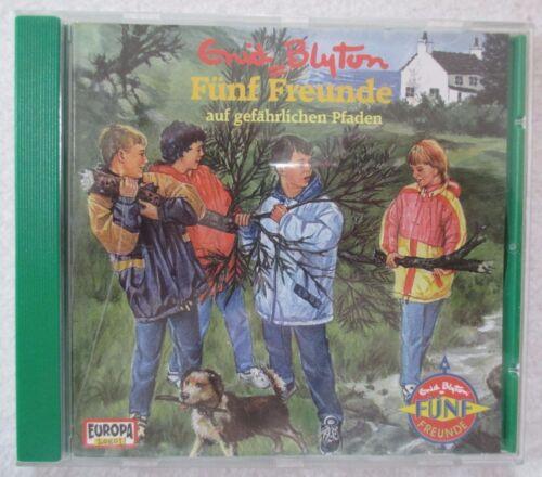1 von 1 - Fünf Freunde auf gefährlichen Pfaden,  von Enid Blyton (Europa Logo)