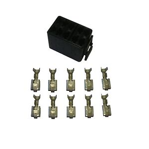 carling rocker switch wiring connector 10 terminal vc1 01. Black Bedroom Furniture Sets. Home Design Ideas