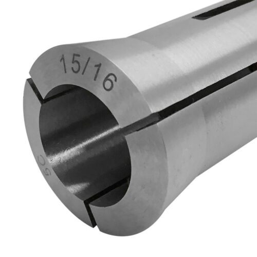 """15//16/"""" Round 5C Collet Chuck Lathe Smooth Industrial Workholding Tool Lathing"""