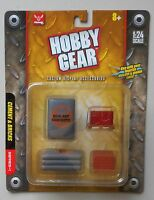 Cements & Bricks 1:24 Scale Diecast Garage Diorama Accessory Hobby Gear
