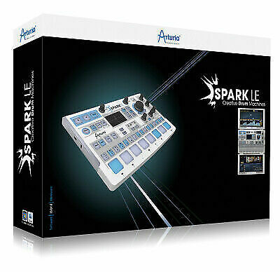arturia sparkle 420101 hardware controller and software drum machine for sale online ebay. Black Bedroom Furniture Sets. Home Design Ideas