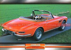 FERRARI-275-GTS-1965-Fiche-Auto-Collection